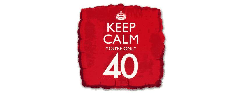 40 jaar verjaardag organiseren 40 jaar? Wat te doen? 40 jaar verjaardag organiseren